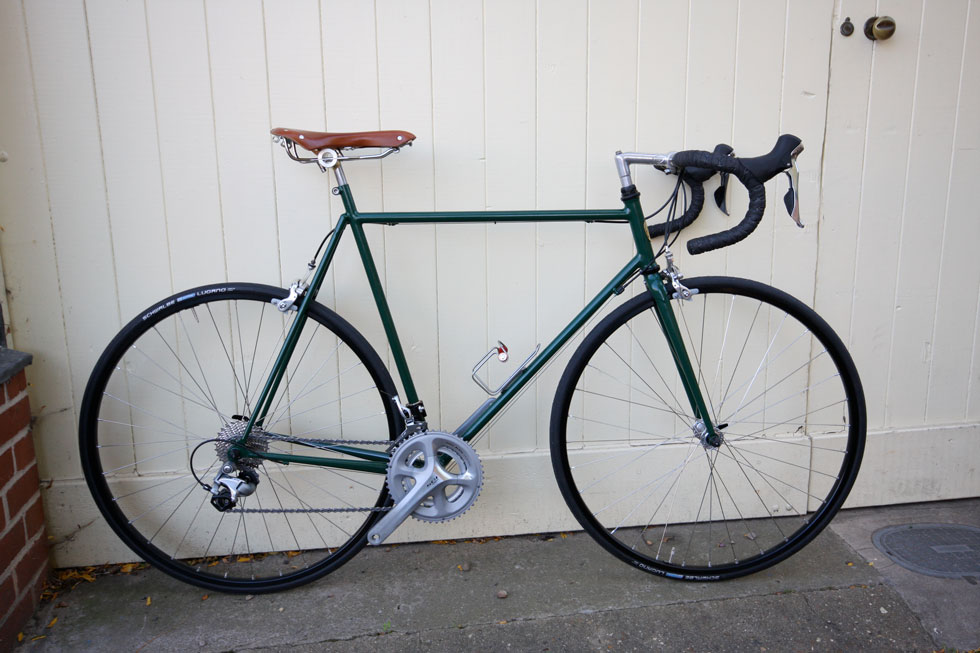 Custom Frame Crossley Metal 1
